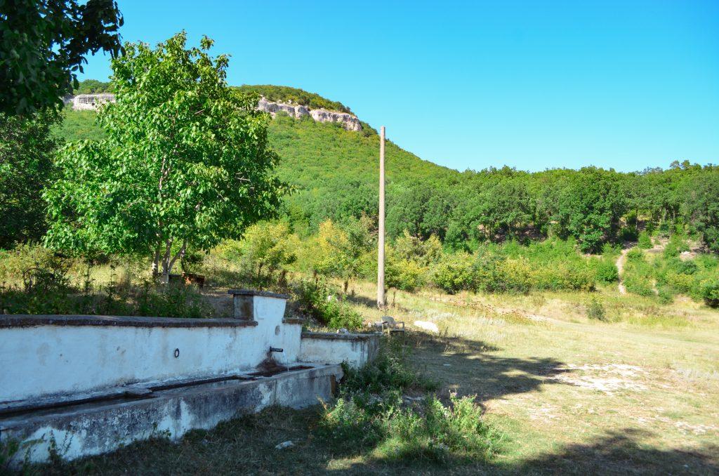 чешма село Троица