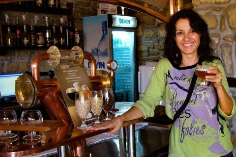 Първата ми дегустация на жива бира в Трявна