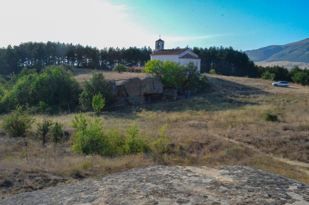 Провиралка край село Лиляч отдалеч