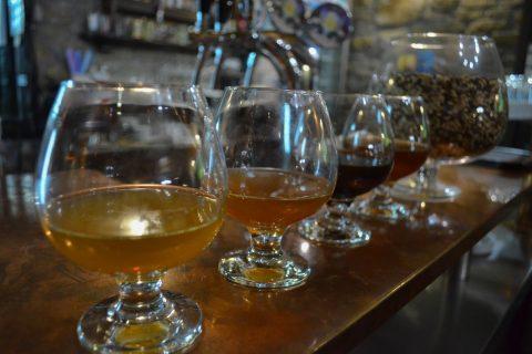 Можете да опитате 4 вида жива бира