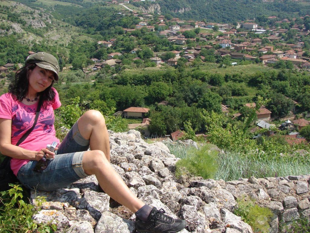La commune d'Ivanovo Bulgarie Cherven