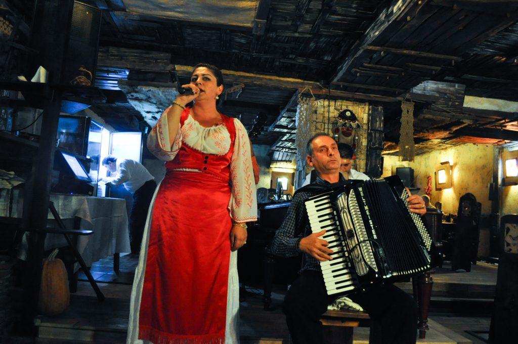 Le Danube chanteuse roumaine