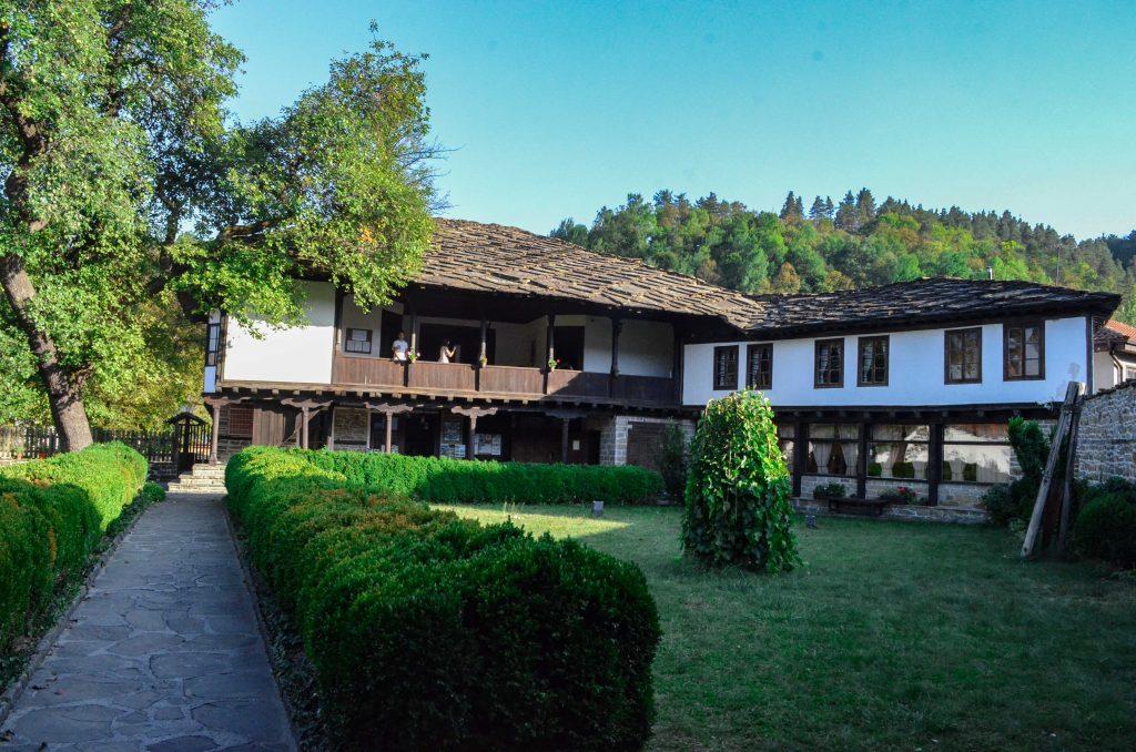 Tryavna - la maison de Daskalov