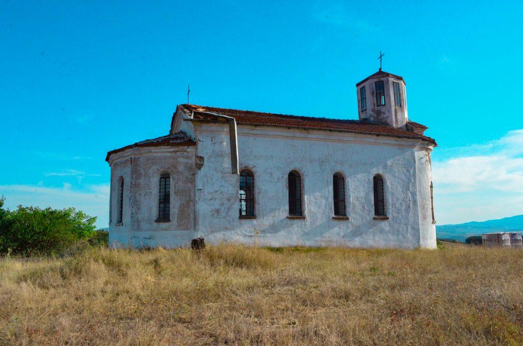 Провиралка край село Лиляч църква