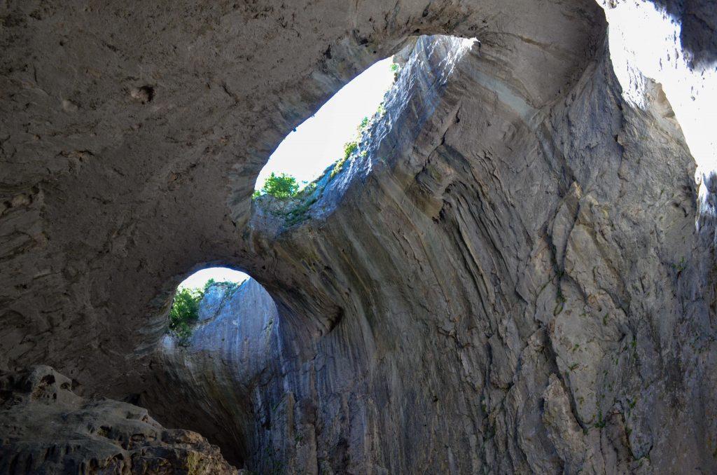 български пещери  Проходна