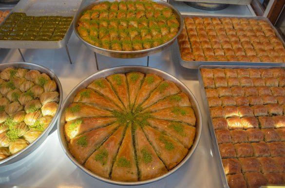 В Газиантеп се приготвят най-вкусните баклави
