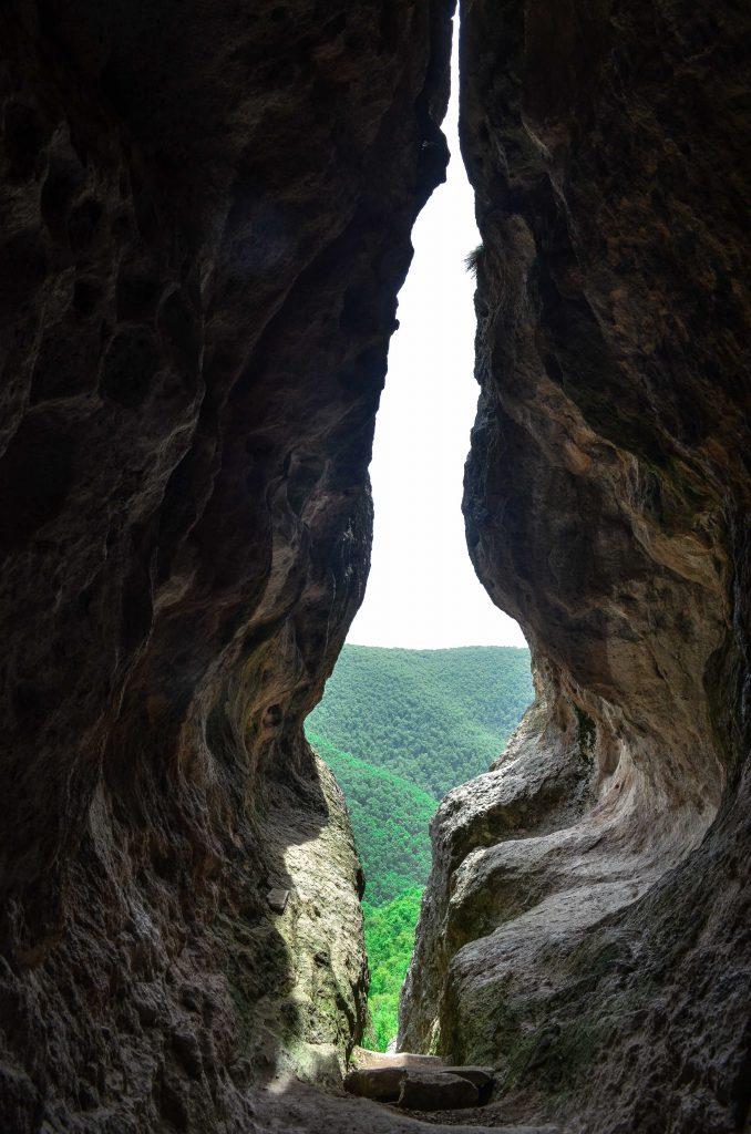 пещера Утробата гледка