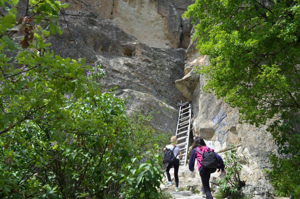 пещера Утробата 1