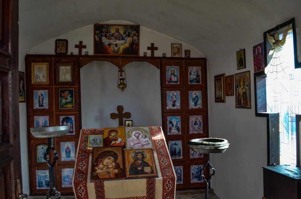 Село Плана икони