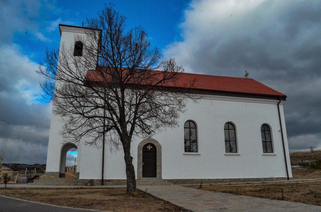 """Село Плана църква """"Свети Георги"""""""