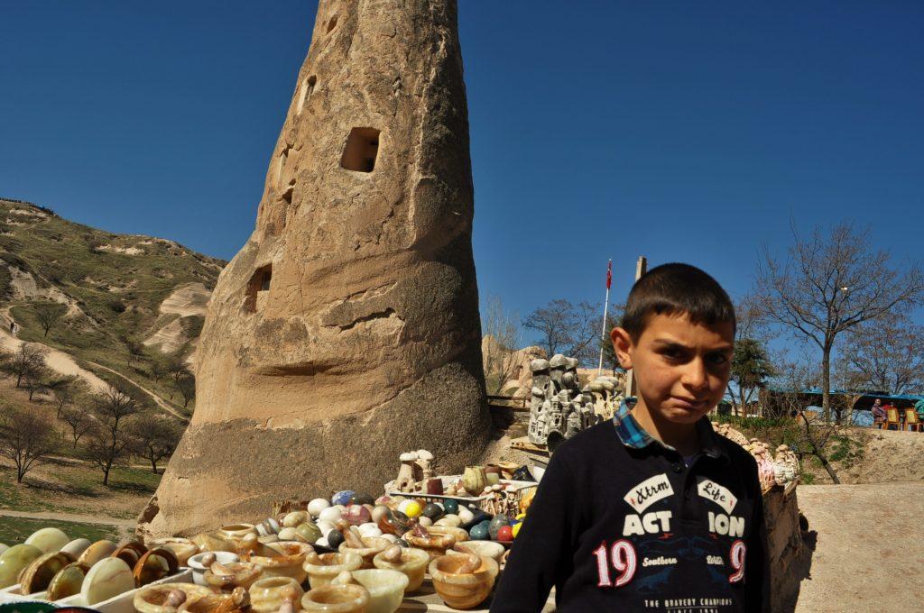 Кападокия Гюреме Cappadocia