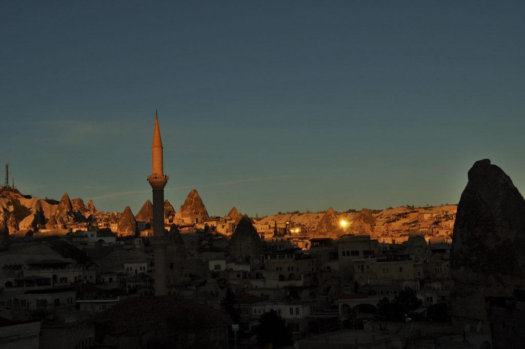 Кападокия Goreme Cappadocia