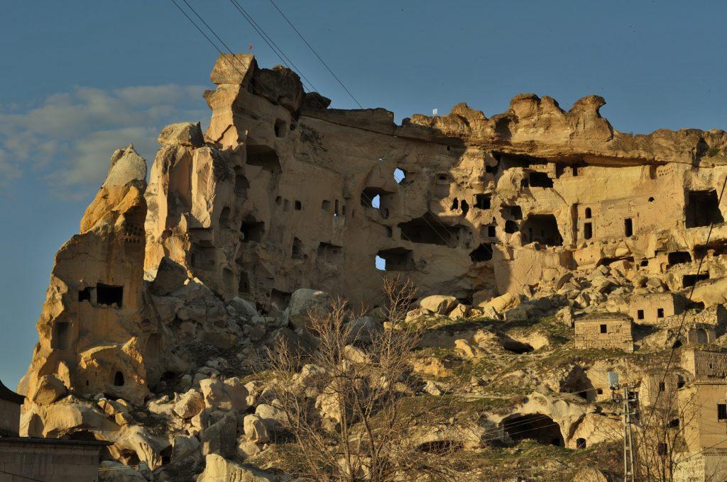 Кападокия руини