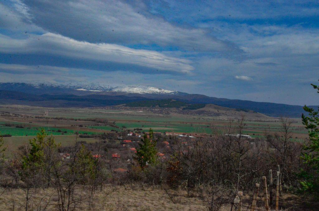 Село Чуковец гледка