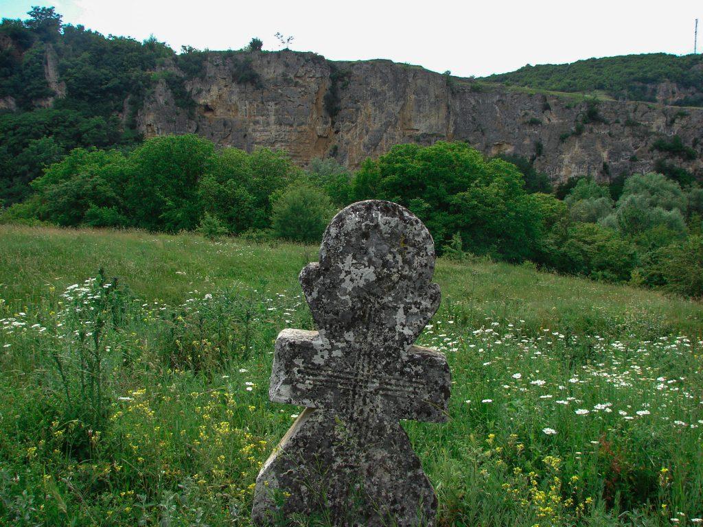 Иваново Тамплиерско гробище Нисово