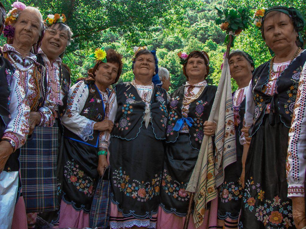 Иваново фолклор