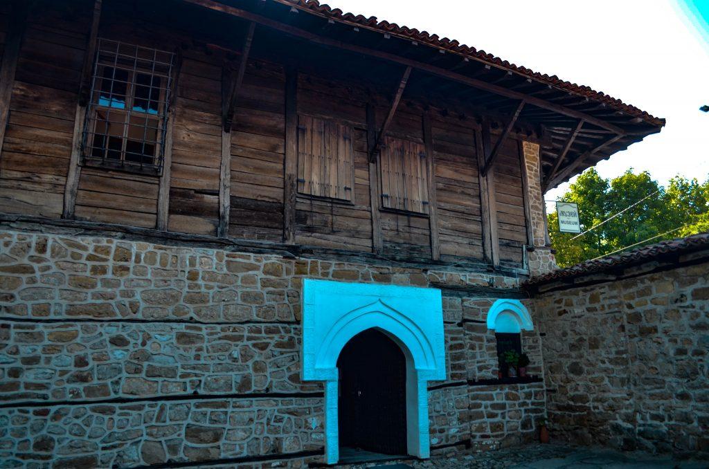 Около Велико Търново Арбанаси Констанцалиевата къща