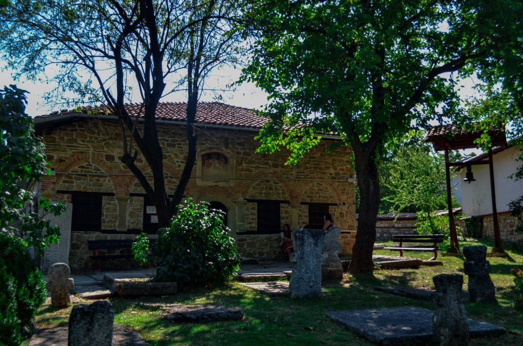 Около Велико Търново , Арбанаси, църквата Рождество Христово