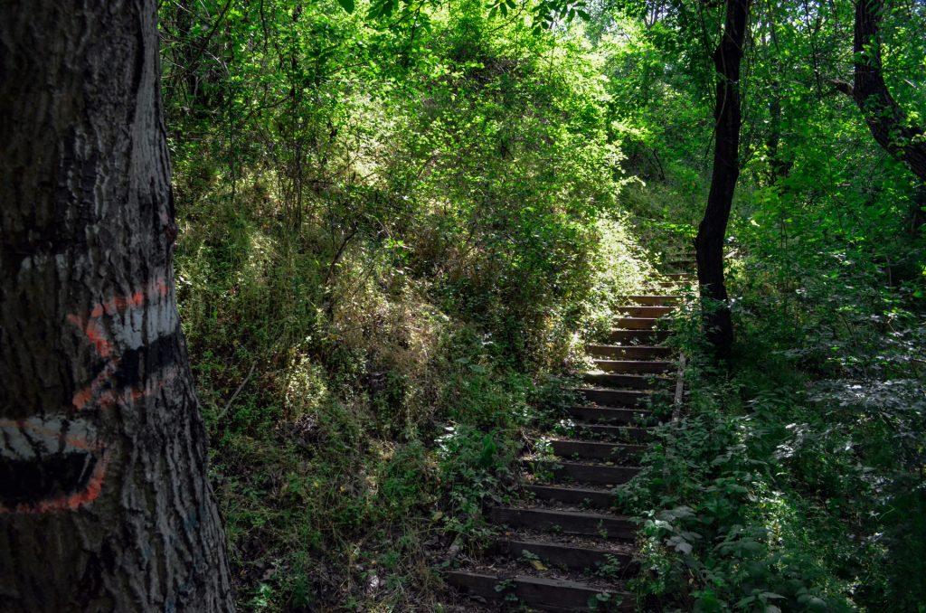 Пропадалото край Реселец стълби