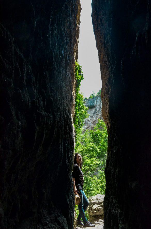 """Пещерата """"Темната дупка"""""""