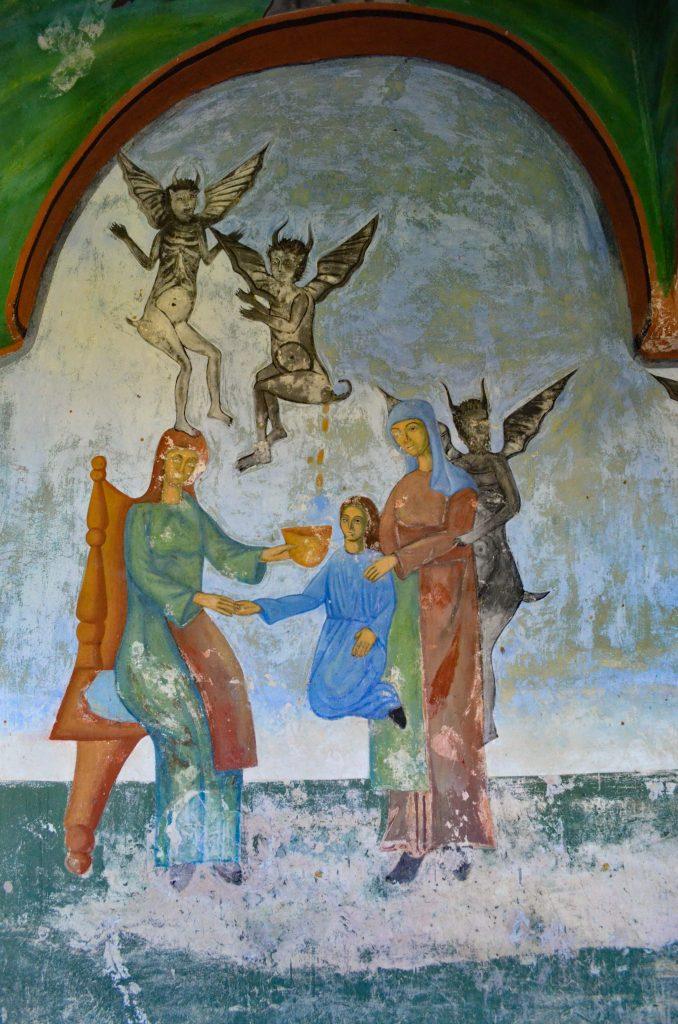 Чуриловският манастир врачка лечителка