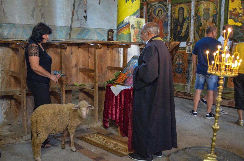 Чуриловският манастир отец Кирил