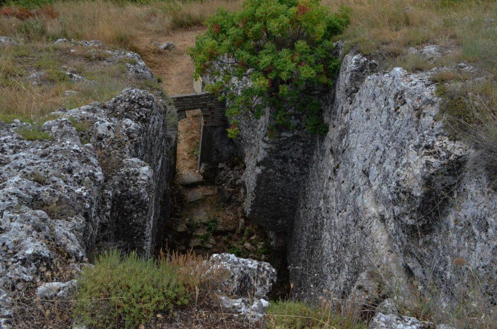 Скална църква Айпандо