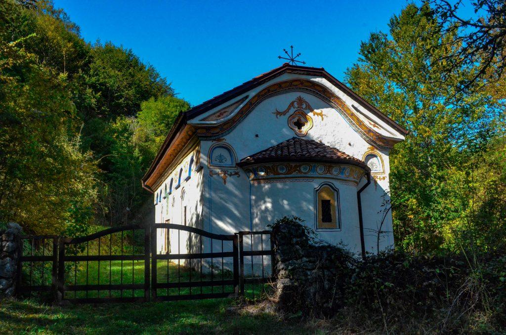 Църквата на Банище