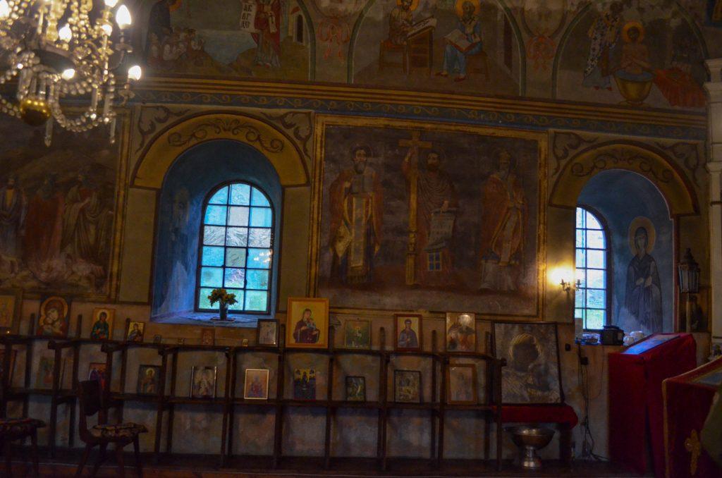 Мъглижки манастир Свети Патрик