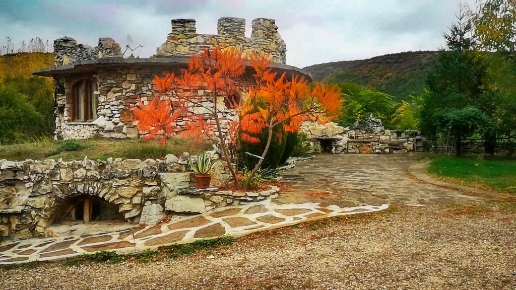 Каменните къщички Карлуково