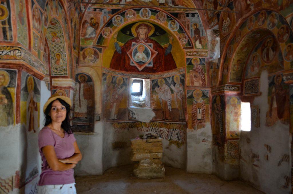 край Брезник Билинския манастир