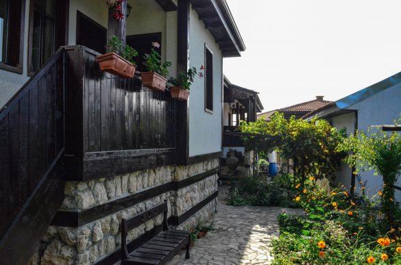Възстановена къща-музей в рибарската махала