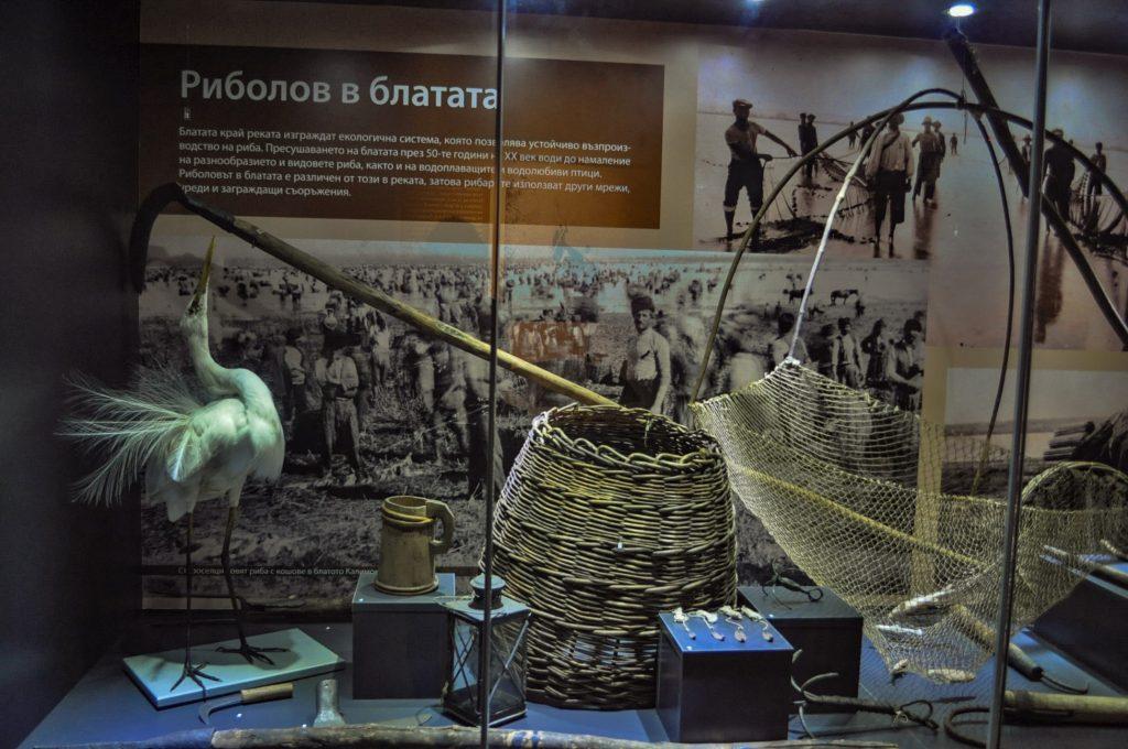 Музей на дунавския риболов и лодкостроене