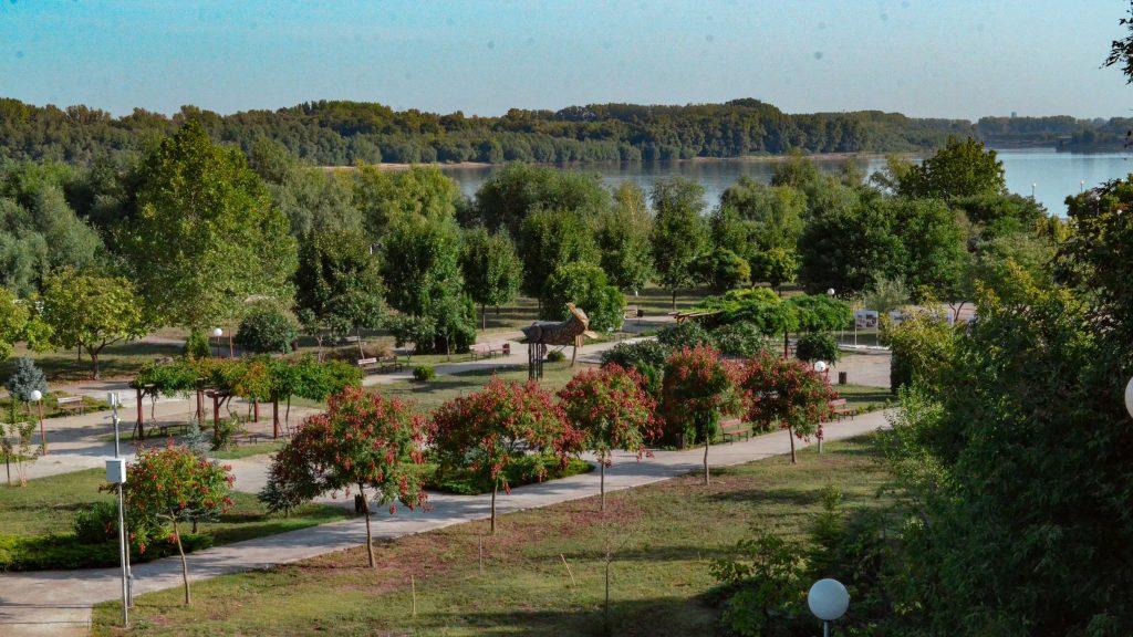 Тутракан крайдунавския парк