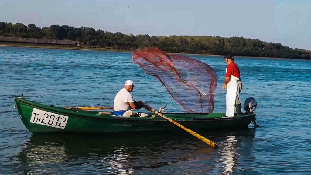 Тутракан рибари