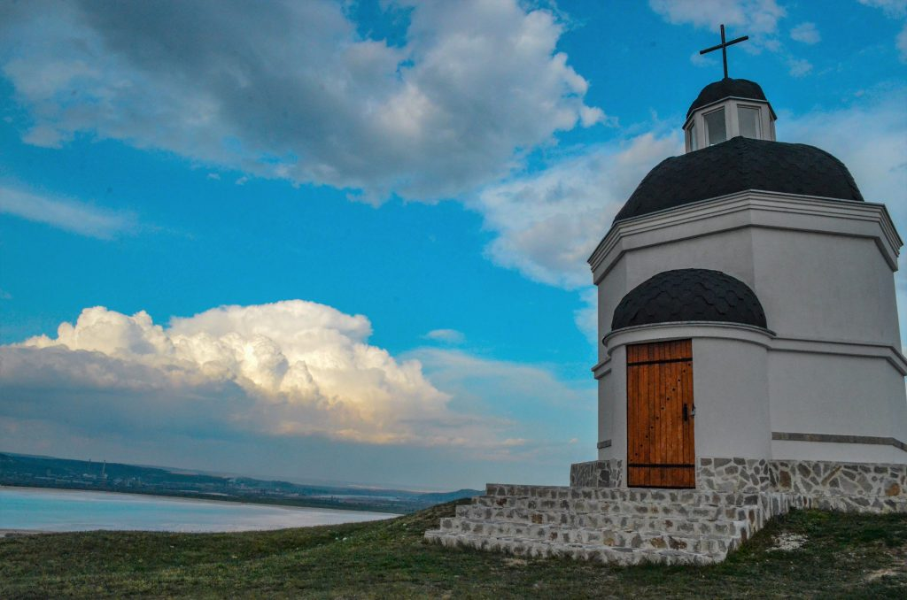 Параклиса над село Падина около Варна