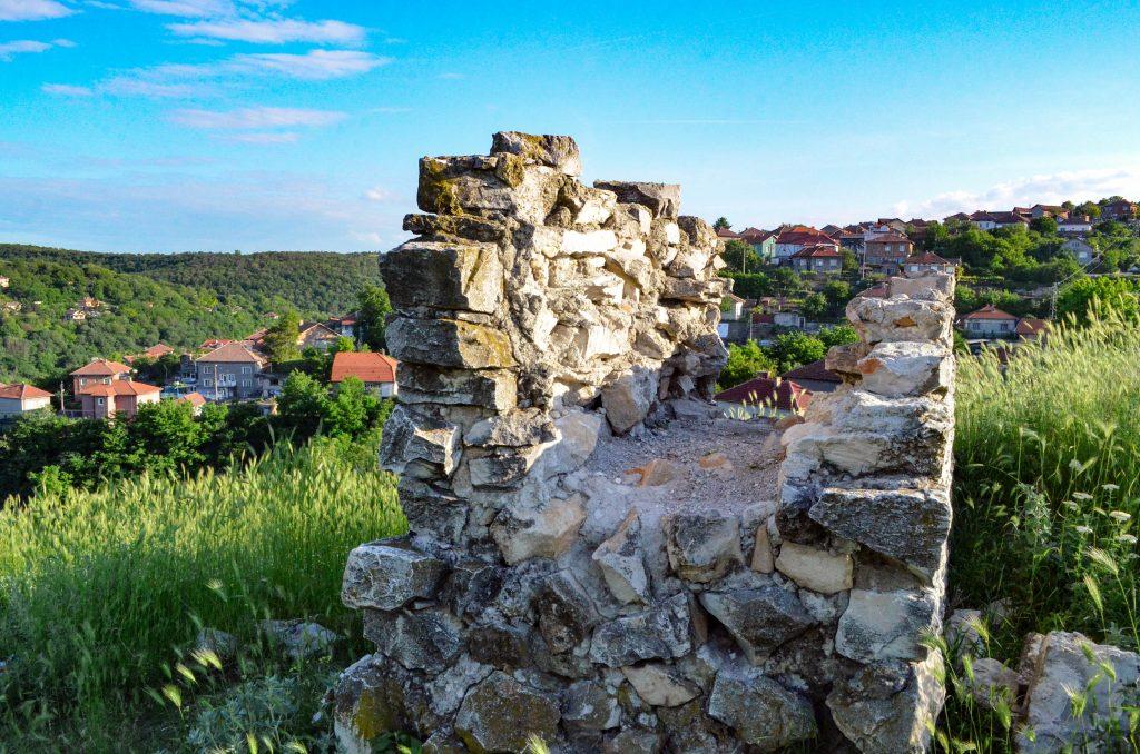 Шишманова крепост Никопол