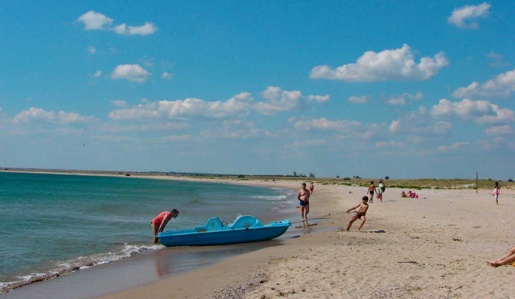 Плажа на Дуранкулак