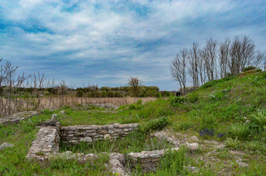 Дуранкулак най-старата каменна архитектура